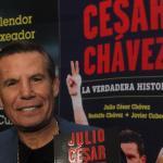 """Julio César Chávez dice que en libro sobre su vida """"está todo, absolutamente"""""""