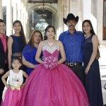 Quince años de la joven Julisa Gutiérrez Nájera