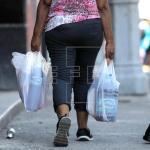 Nueva York, tercer estado en prohibir las bolsas plásticas