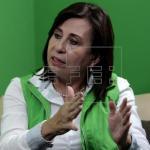 Presentan recurso para desaforar a candidata presidencial Torres en Guatemala