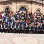 La UJED va por nuevos caminos, no voltearemos hacia atrás: Rubén Solís Ríos