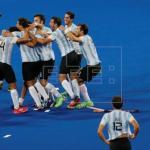 Leones argentinos sufren para derrotar a Nueva Zelanda en Rosario