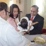 Dalia Nicole Yonemoto Rocha fue bautizada