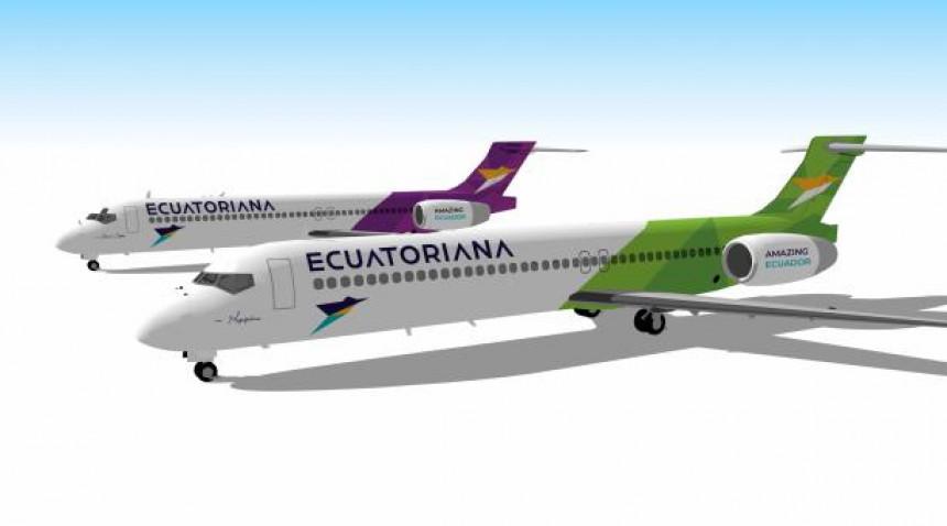 Ecuatoriana Airlines, nueva aerolínea en los cielos de America - Aviación - Contacto News