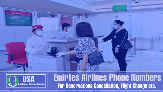 Emirates Airlines Phone Numbers