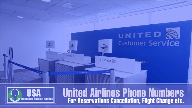 United Airlines Phone Numbers_00000