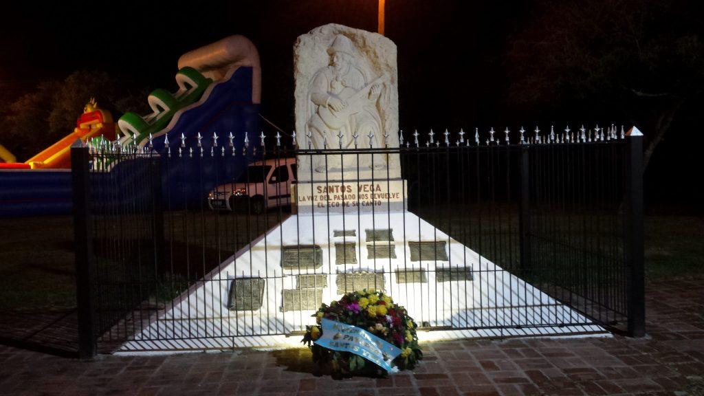 Culmino la XX Fiesta Nacional Semana de Santos Vega en su XXXV edición