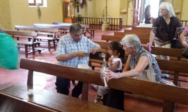 Via Crucis por las Calles y Barrios de General Lavalle, Planta Urbana