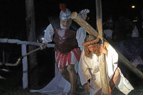 Semana Santa: El Laberinto prepara una nueva edición del Vía Crucis