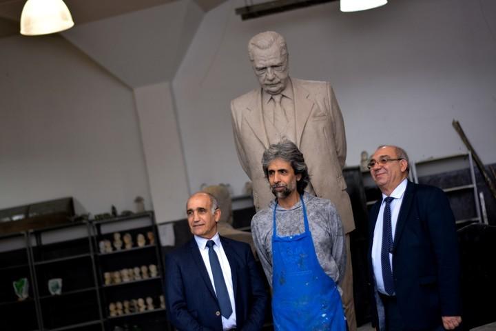 """Monumento Alfonsín: """"Es un homenaje de la democracia"""""""