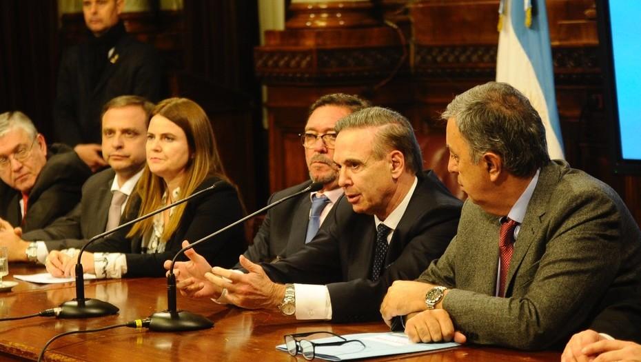 El PJ presentó un nuevo proyecto  Senado: tras estar cajoneada dos años, activan la ley para recuperar bienes de la corrupción