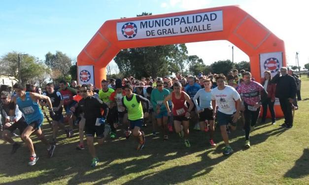 El Campeonato Regional de Duatlón, llegará a General Lavalle