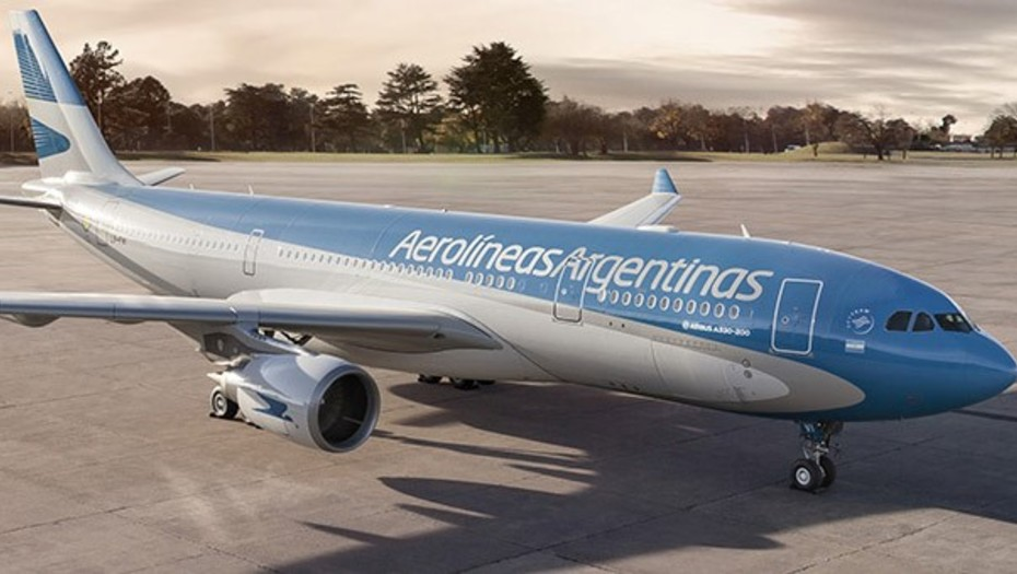 Aerolíneas Argentinas suspende todos sus vuelos por el paro del martes 25 de septiembre