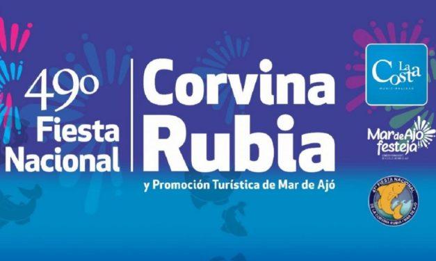 Fiesta Nacional de la Corvina Rubia: Abrió la inscripción para postulantes