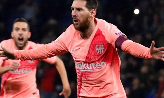 Barcelona  Lionel Messi, entre la rivalidad con Cristiano Ronaldo y el deseo de volver a jugar con Neymar
