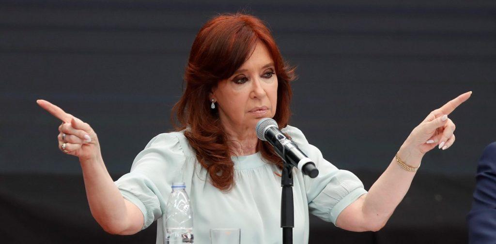 Cristina, Darthés y la táctica Robo del Siglo