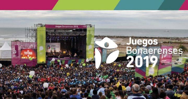 Más de 350 jóvenes locales se inscribieron a los Torneos Bonaerenses 2019