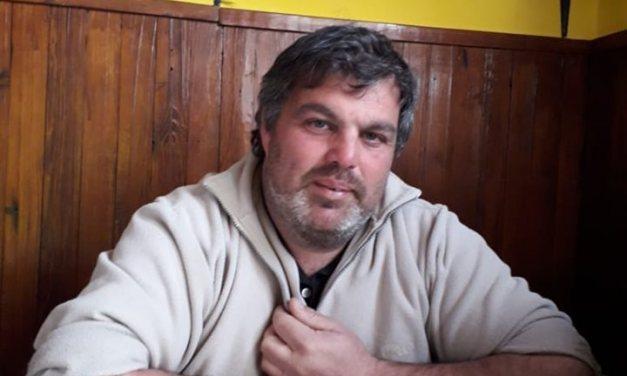 EN EXCLUSIVA CHARLA CON FEDERICO FLORES CONTÁNDONOS TODO LO ACONTECIDO EN EL MAR Y SIERRA CASTELLI