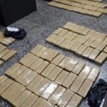 Secuestran 80 kilos de marihuana en Pinamar que estaban listos para venderse en la temporada de verano