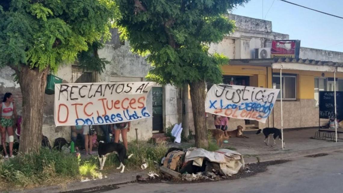 Continúa la huelga de hambre en la Unidad Penal 6 de Dolores