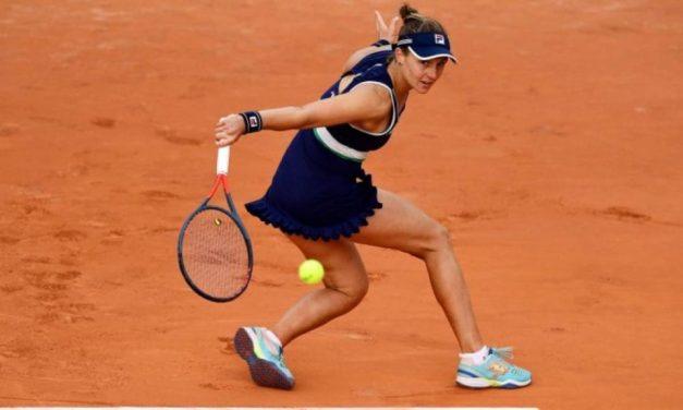 Quién es Nadia Podoroska, la rosarina con apellido ruso que sorprende a todos y está en semifinales de Roland Garros