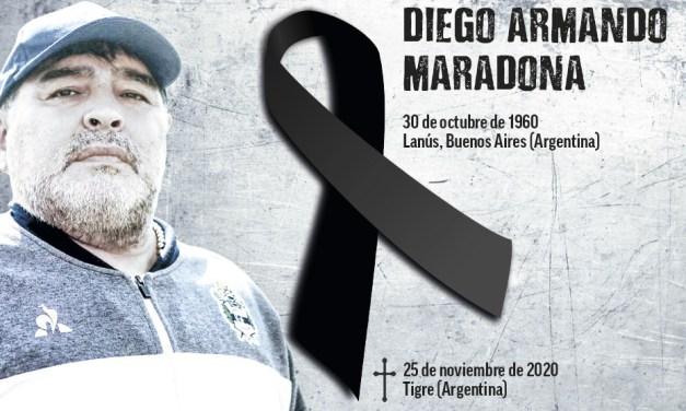 Fuimos Maradona