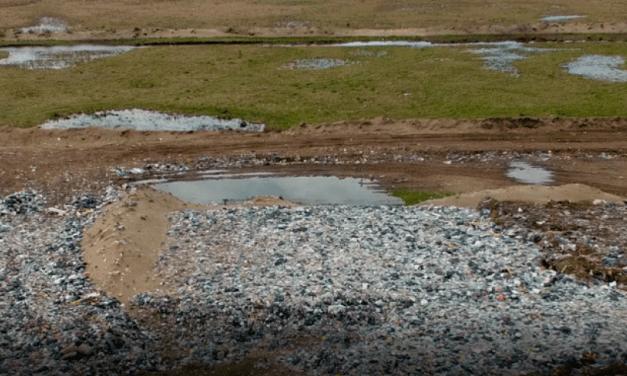 CUIDADO DEL AMBIENTE General Lavalle: el intendente envió al Concejo Deliberante un proyecto de Ordenanza para tomar el control temporario del basural de Pavón