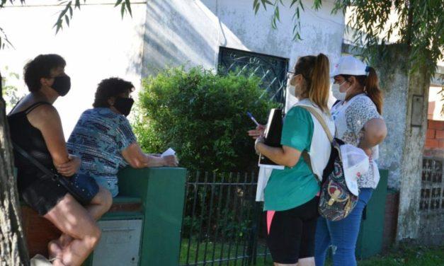 La batalla contra el Covid La Costa: comenzó el operativo territorial de inscripción al Plan Nacional de Vacunación contra el Coronavirus