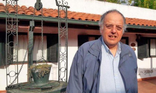 Rodríguez Ponte fue trasladado a Buenos Aires y evoluciona favorablemente