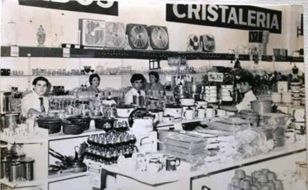 Evocaciones Dolores: hace 27 años cerraba la Tienda Los Gallegos