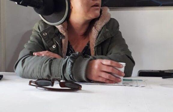 VISITO LA POSTA DE LA COSTA & GENERAL LAVALLE CON PAULA SCHOLL LA REFERENTE DEL PRO LAVALLENSE NATALIA GOMEZ