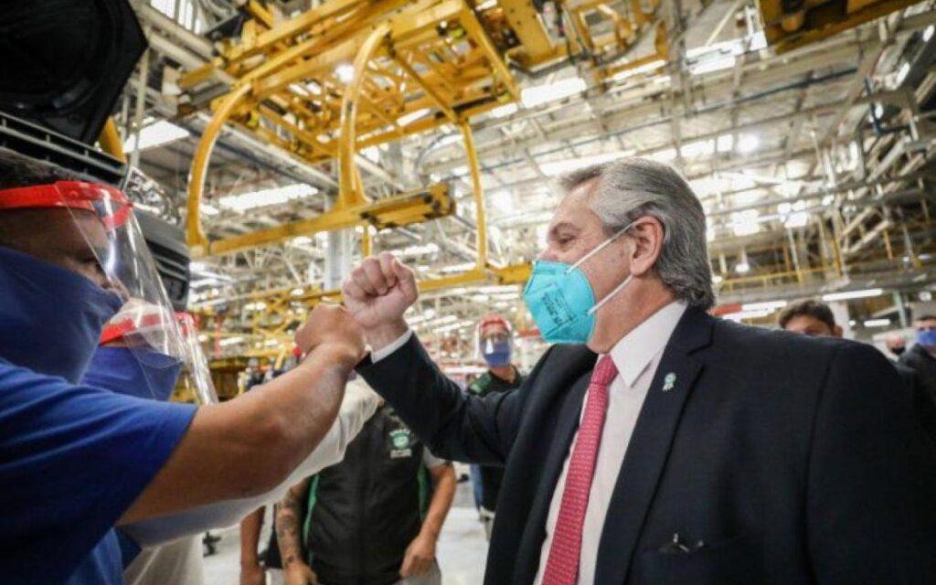 De cara a noviembre Tras el resultado electoral, Alberto Fernández prepara agenda basada en la reactivación económica