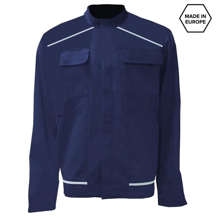 ZASTITNA-JAKNA-ETNA-INK-BLUE-MNETBIBL ETNA zaštitna odjeća