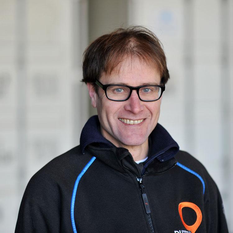 Richard Vos - Opslag