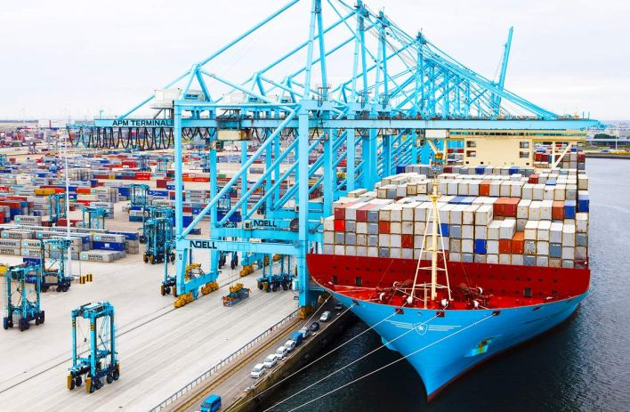 Hutchison Ports buys APMT's Rotterdam terminal - Container News