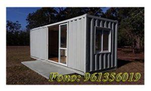 Container Bodega 20 p  Container Bodega Bodega Metlica