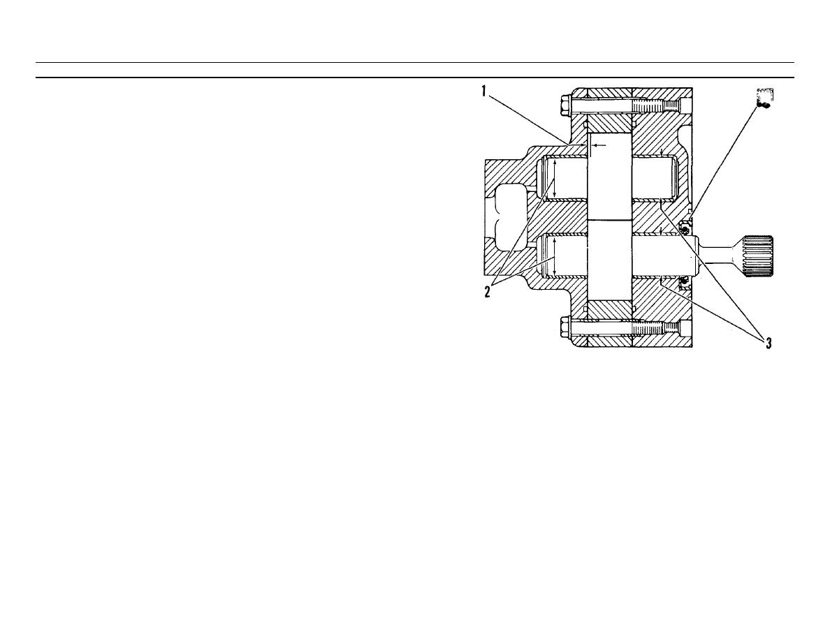 Transmission Oil Pump Specifications