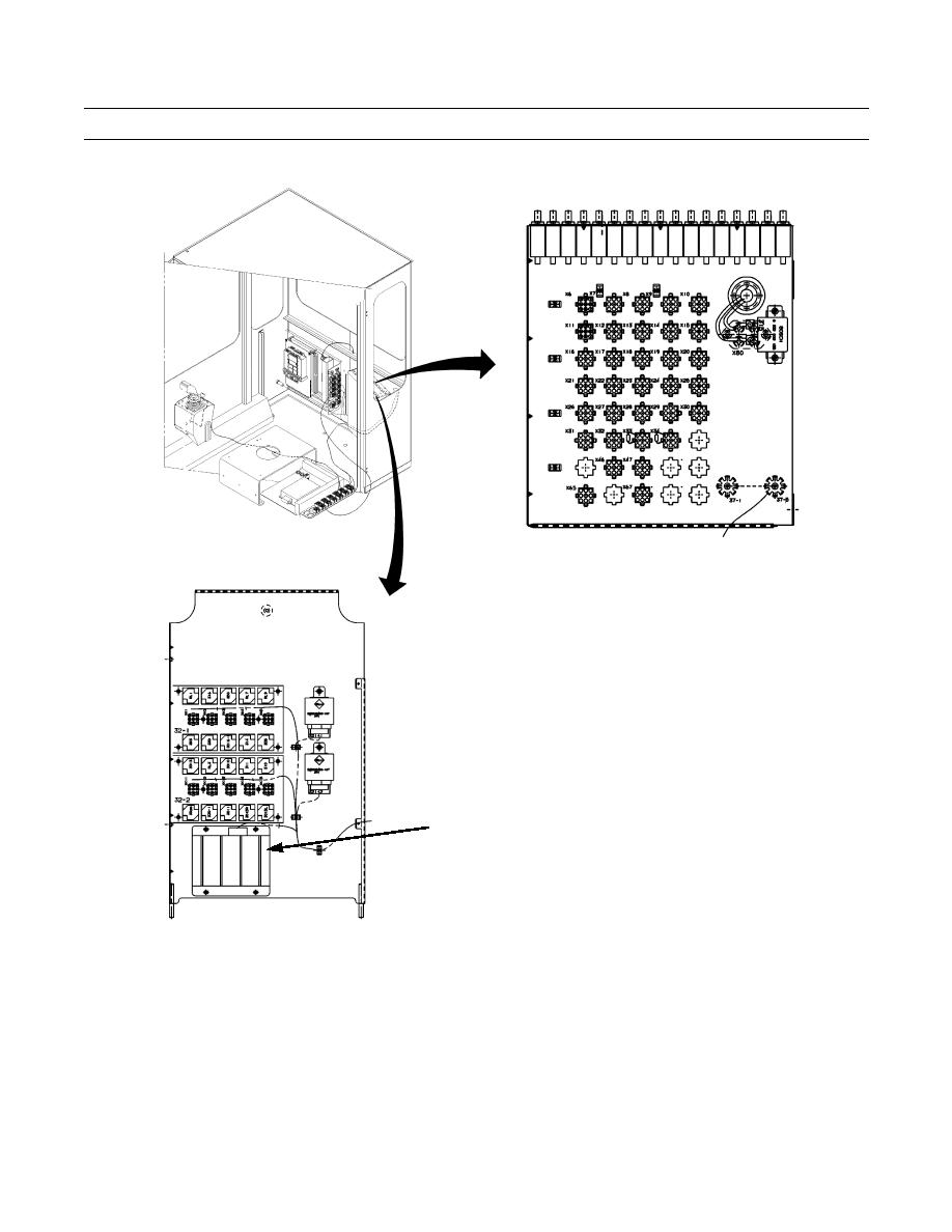 Figure 7. Electrical Connectors and Voltage Converter