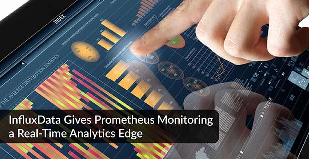 InfluxData Prometheus Monitoring Analytics