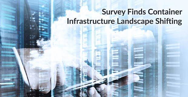 Survey Container Infrastructure Landscape