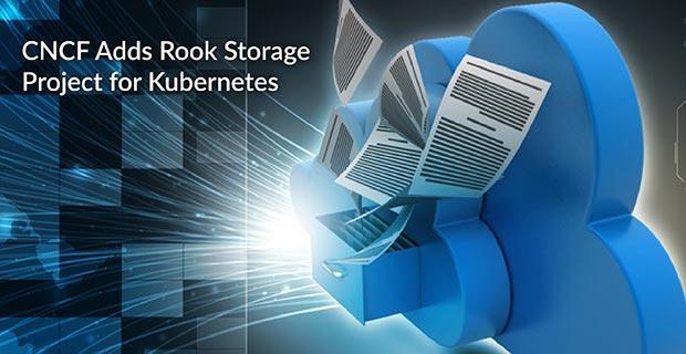 CNCF Rook Storage Kubernetes