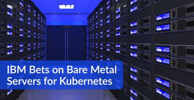 Bare Metal Servers Kubernetes