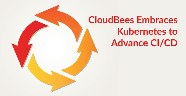 CloudBees Embraces Kubernetes