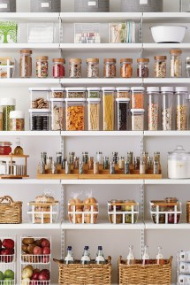 Kitchen Pantry Storage Container Ideas