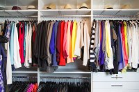 TCS Closets: Piper & Matt's Walk-in Closet | Container Stories