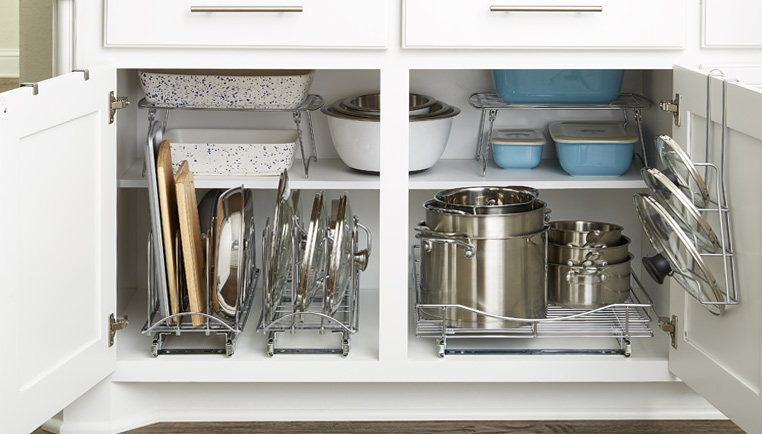 How To Organize Your Kitchen Cabinets Step By Step Project The