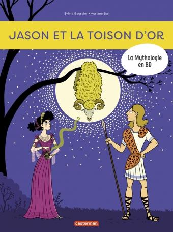 Jason Et Le Défi De La Toison D'or Résumé : jason, défi, toison, résumé, JASON, Toison, Contalyre