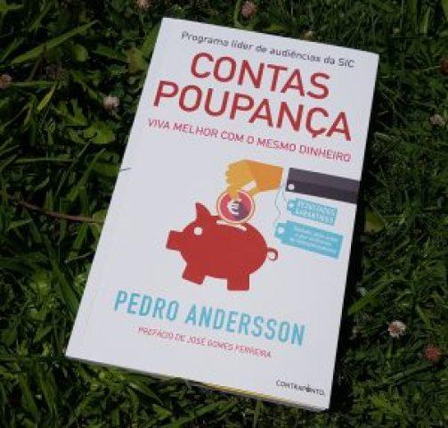 livro contas-poupança