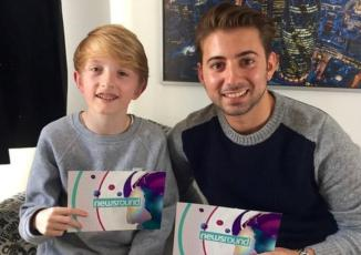 Toby Randall interviewed for CBBC