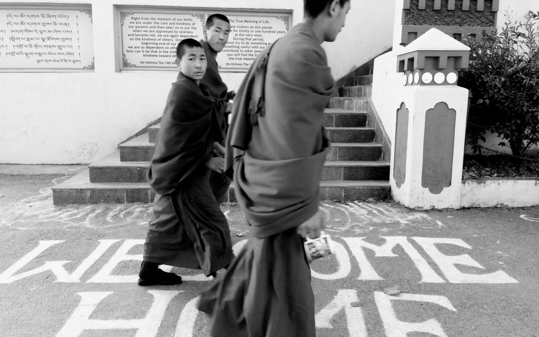 Curso en Kopan y Retiro de Lam Rim
